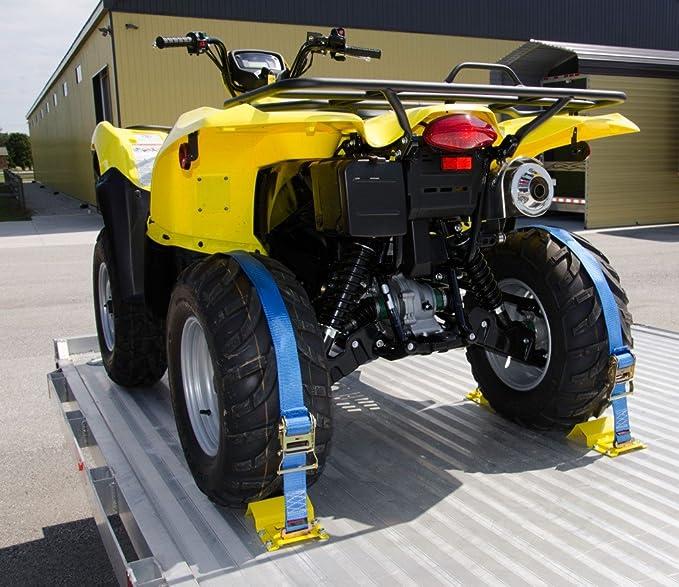 Amazon.com: Erickson 09160 Kit de amarre de rueda con ...