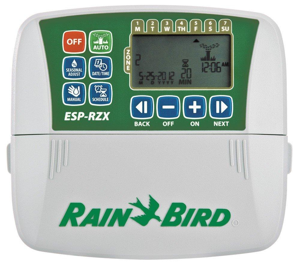 Rain Bird ESP-RZX8i-230V Innenbereich PROFESSIONELLE GARTENBEWÄSSERUNG