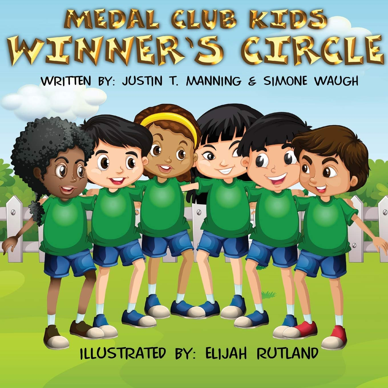 Medal Club Kids: Winners Circle: Amazon.es: Justin Manning ...