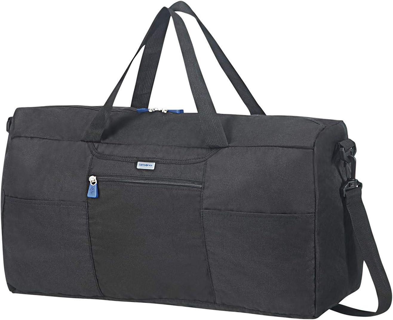 SAMSONITE Global Travel Accessories - Foldable Bolsa de Viaje 55 Centimeters 1 Negro (Black)