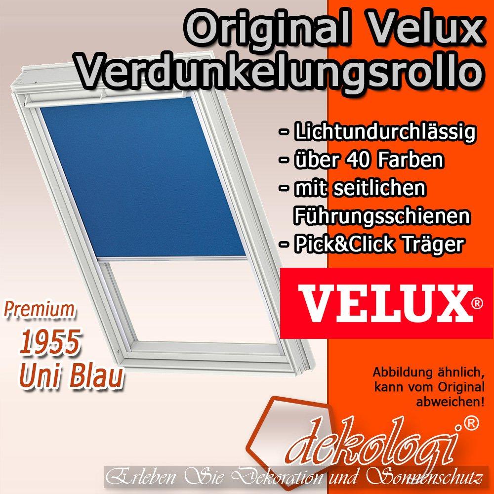 3009 Uni Schwarz Premium Velux Verdunkelungs für Holzfenster GGU//GHU//GPU