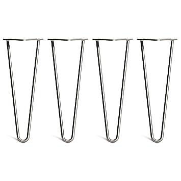 Wunderbar 4x Haarnadel Tischbeine Austauschbare Tischu0026Schrank Beine Für Heimwerker    Mitte Des Jahrhunderts Modern Stil   Verfügbar