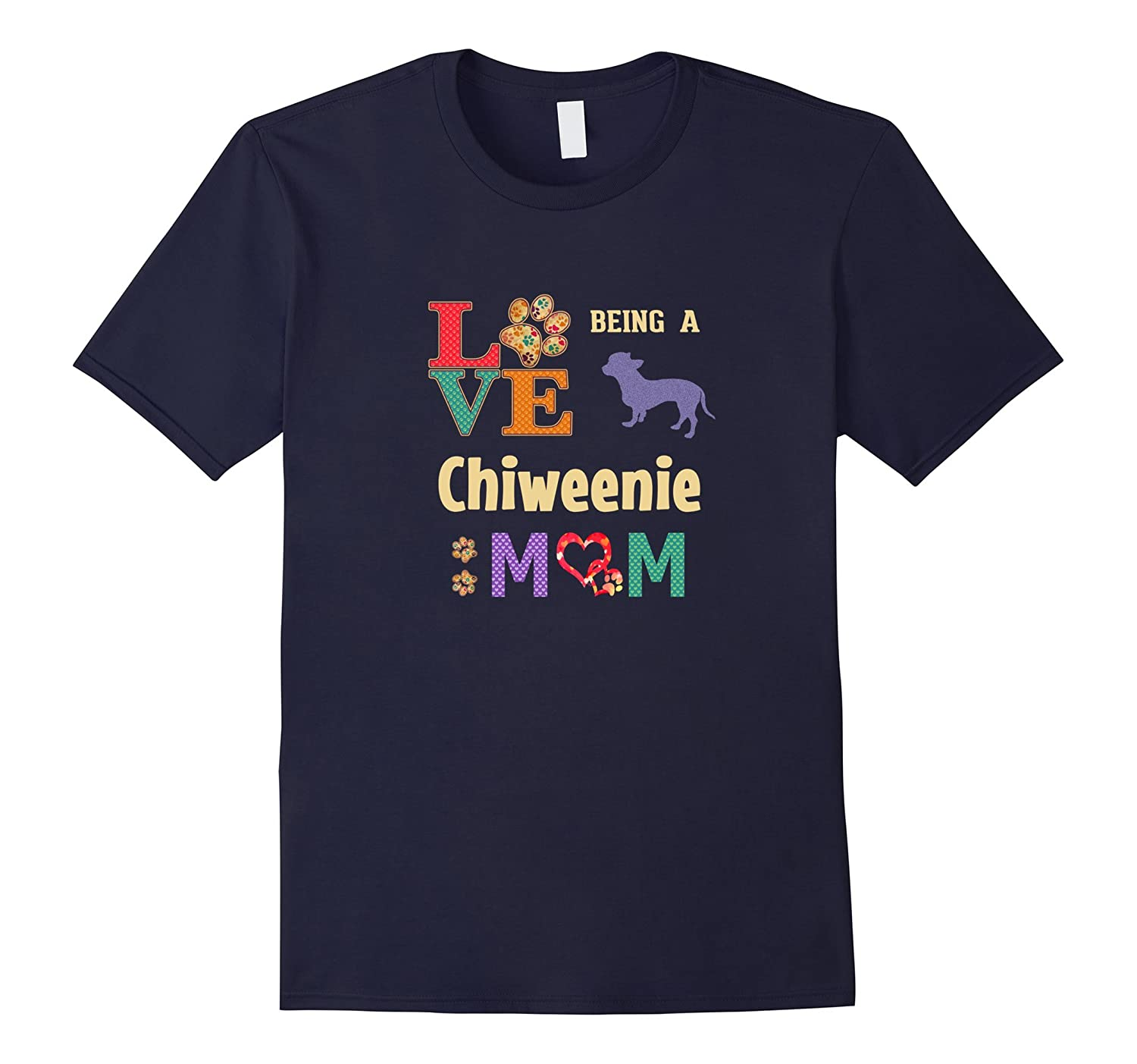 Best Chiweenie Shirt for a Chiweenie Mom