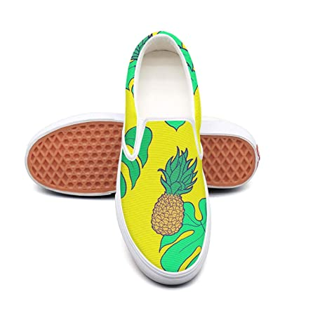 5b2d6360ef0f Amazon.com  snsbhxabnq1- HQA2728565D6513T8481 Yellow Beach Pineapple ...