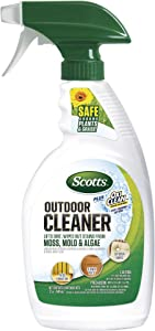 Scotts Outdoor Cleaner Plus OxiClean Ready-To-Use, 32 oz.