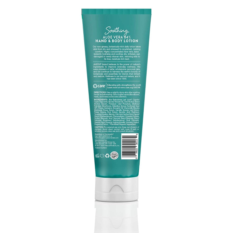 Earth Line Aloë Vera Hand Cream Tube | Order now