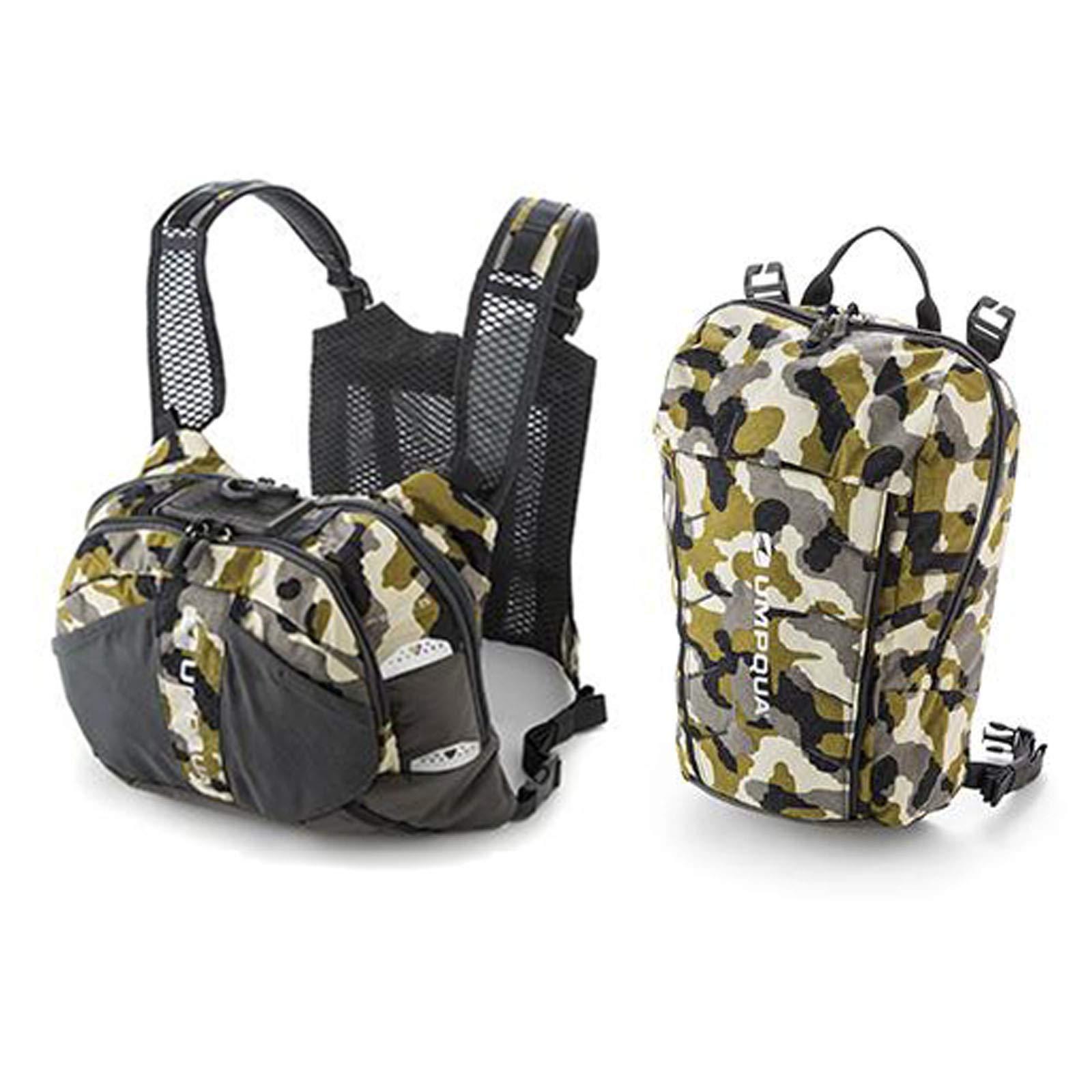 Umpqua Overlook Kit ZS Chest Pack Camo, One Size