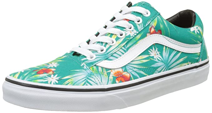 71b421ad8784 Amazon.com  Vans - Mens Decay Palms Old Skool Shoes