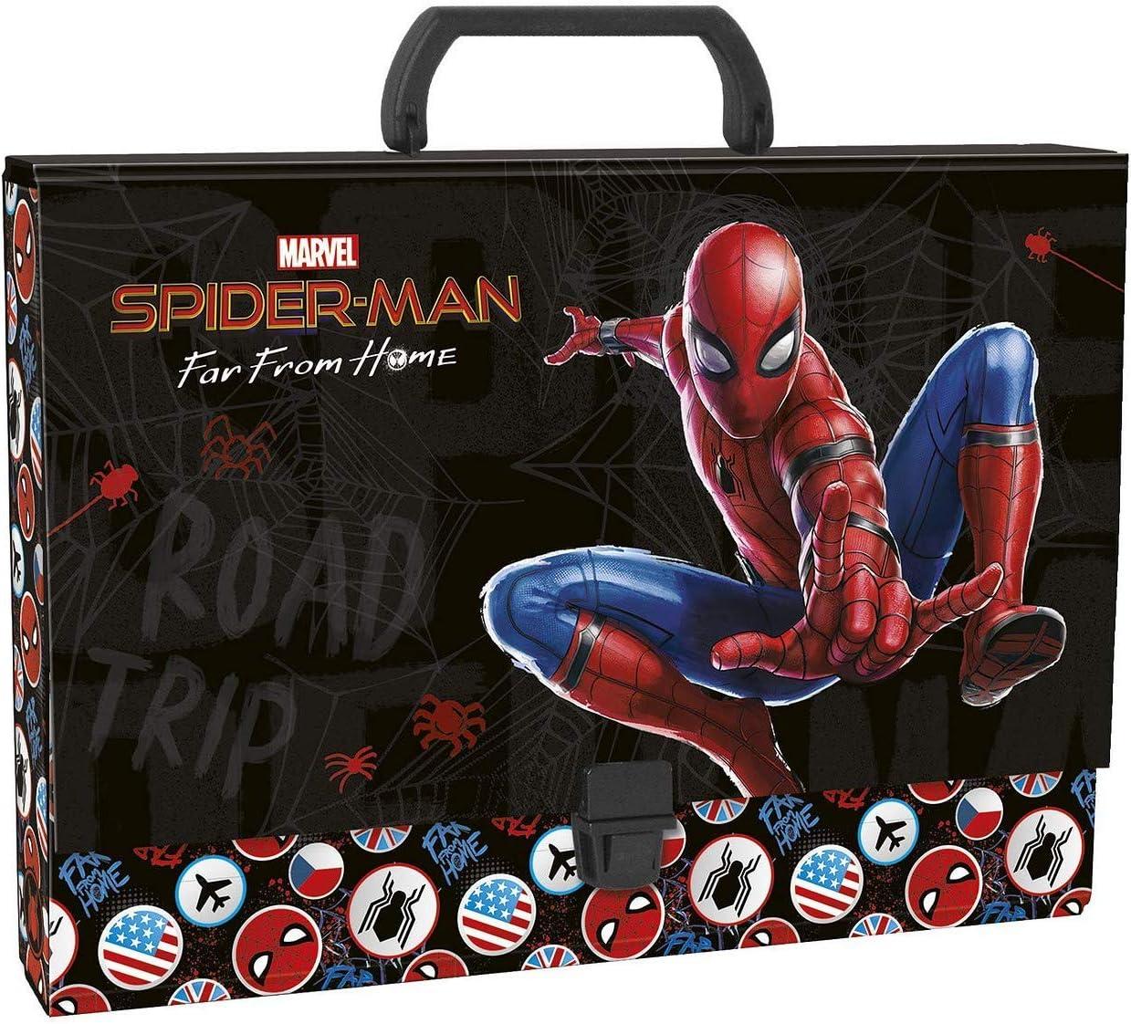 SPIDERMANN Turnbeutel école sport spider-man Chaussure Sac Garçons Sport sachet