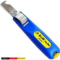 S&R Pelacables 8-28 mm. Cuchillo herremienta para pelar