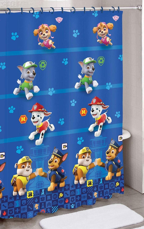 Nickelodeon PAW Patrol Boy Local Hero's Shower Curtain