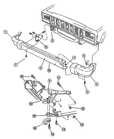 Amazon Com Mopar Performance 5dy40dx9ac Mopar Cap End Automotive