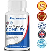 #1 Premium Liver Cleanse, Liver Detox, Liver Support and Repair Formula. Rebuilds and Cleanses the Liver and Removes Toxins.