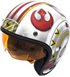 HJC X-Wing Fighter Adult IS-5 Cruiser Motorcycle Helmet - MC1F / 2X-Large