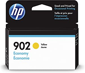 HP 902 | Ink Cartridge | Yellow | Economy Size | 3YP82AN | Discontinued by Manufacturer