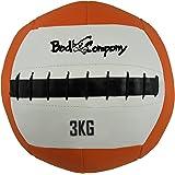 Bad Company I Wall Ball I Kunstleder Medizinball I Fitnessball