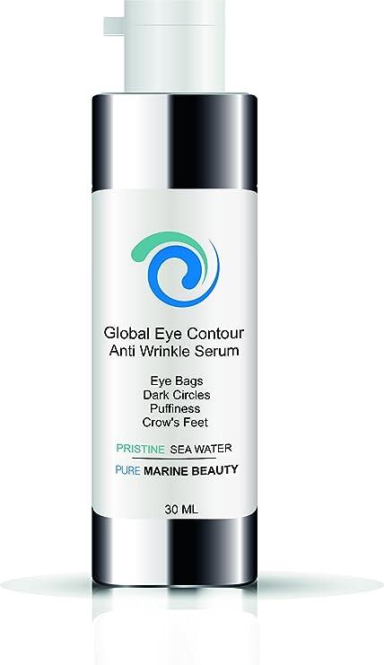 Suero Contorno de Ojos con Ácido Hialuronico, Argireline y Vitamina C ○ airless 30 ml