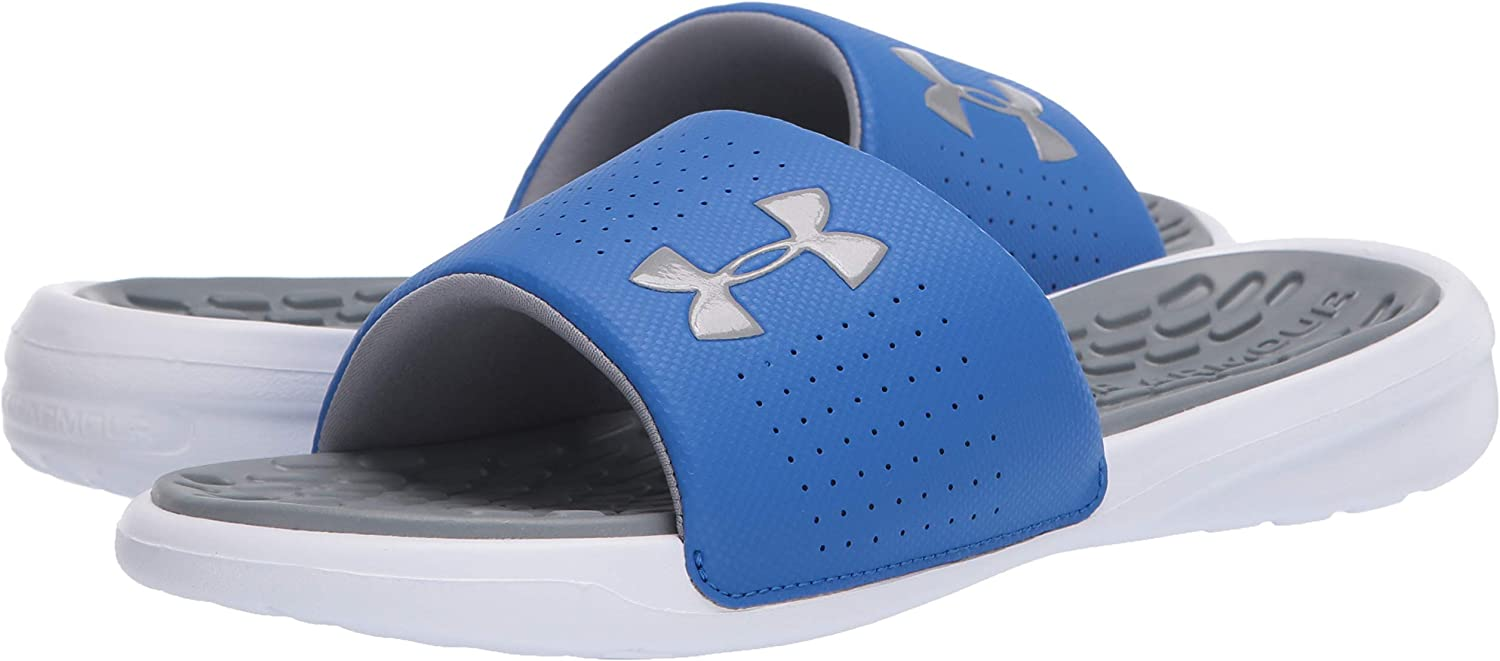 Under Armour Mens Playmaker Fix Sl Beach /& Pool Shoes