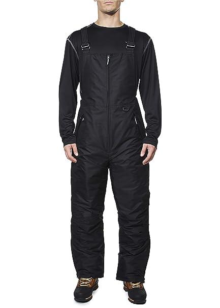Amazon.com: Swiss Alps - Pantalones de esquí para hombre con ...