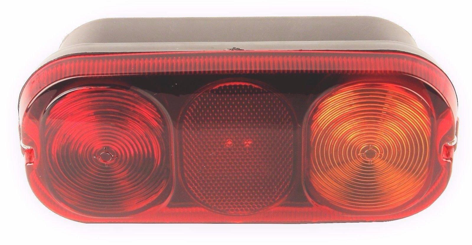JCB Parts -Tail Rear Stop Combination Lamp Light Unit (Rep JCB Part 701/50018)- 13001203