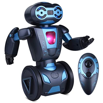 Kuman Remote Control Robot 2 4ghz Smart Self Balancing Mip Robot