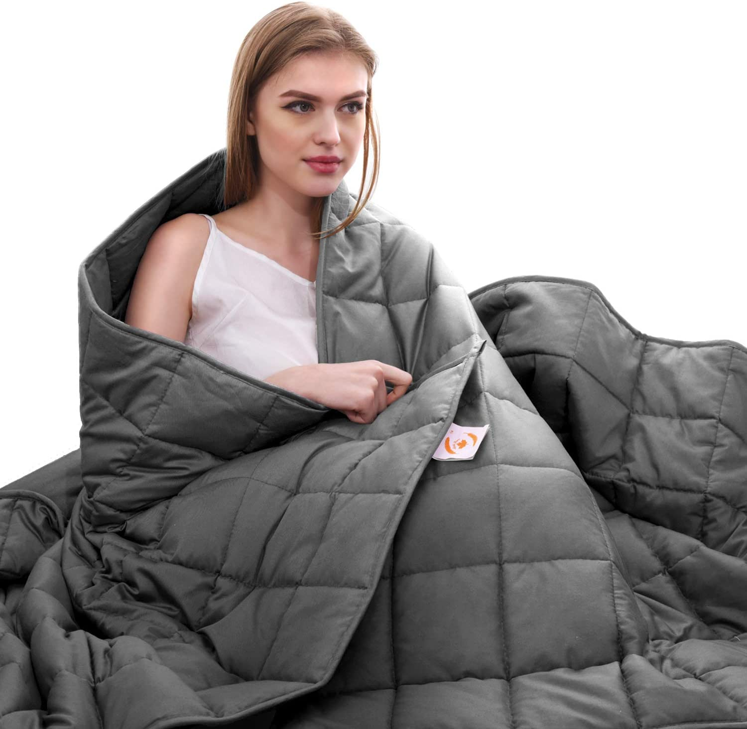 Maple Down Summer Cooling Weighted Blanket
