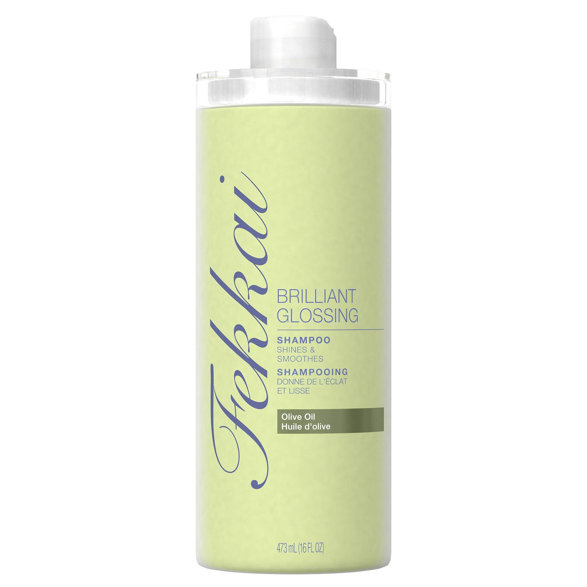 Fekkai Brilliant Glossing Shampoo, Olive oil,  16 Fluid Ounce by Fekkai