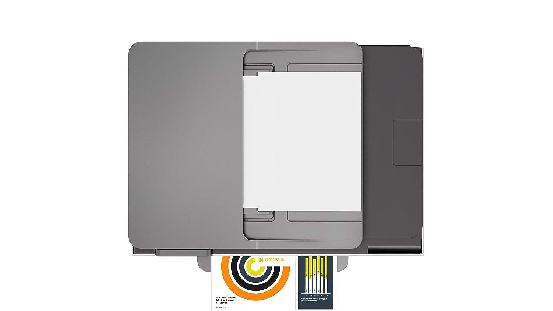 Wi-Fi Direct Smart Tasks Stampante Multifunzione a Getto di Inchiostro HP OfficeJet Pro 8022 2 Mesi di Instant Ink Inclusi Stampa Wi-Fi 1KR65B Scannerizza Nera Fax Fotocopia