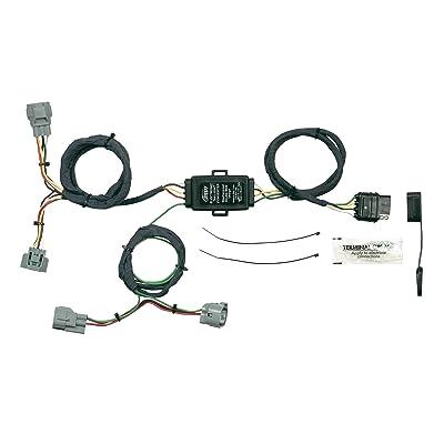 Hopkins 43355 Plug-In Simple Vehicle Wiring Kit: Automotive