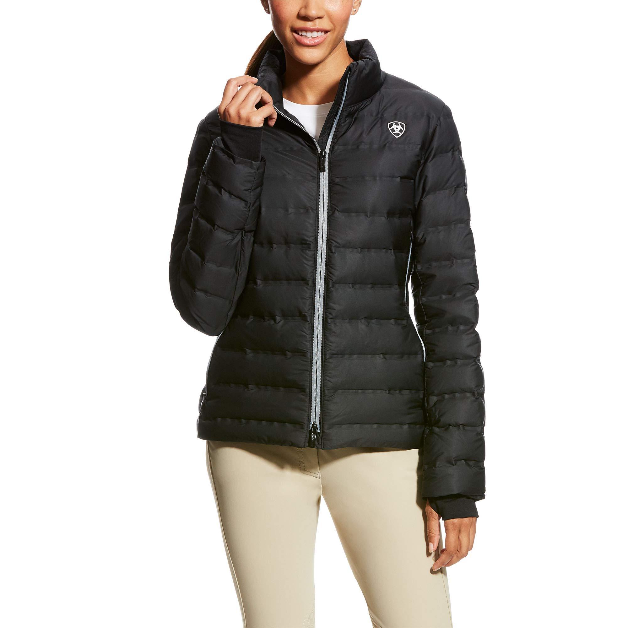 ARIAT Women's Braze Down Jacket Black Size Medium by ARIAT