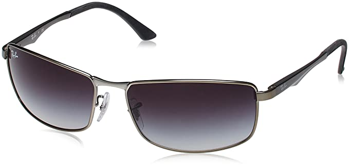 9f8a625f173 Image Unavailable. Image not available for. Colour  Ray Ban Rectangle  Sunglasses ...
