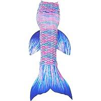 Fanryn 1pcs Bikini con cola de la sirena