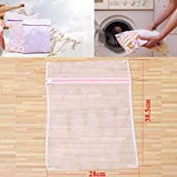 PERFLY Laundry Science Premium Bra Wash Bag,Protection Wash Bag Laundry Washing Mesh Net for Delicates,Lingerie,Underwear,Bra,Clothes,Socks