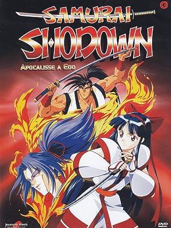 Samurai Showdown Art Of Fighting Dvd Italian Import Amazon Ca Dvd