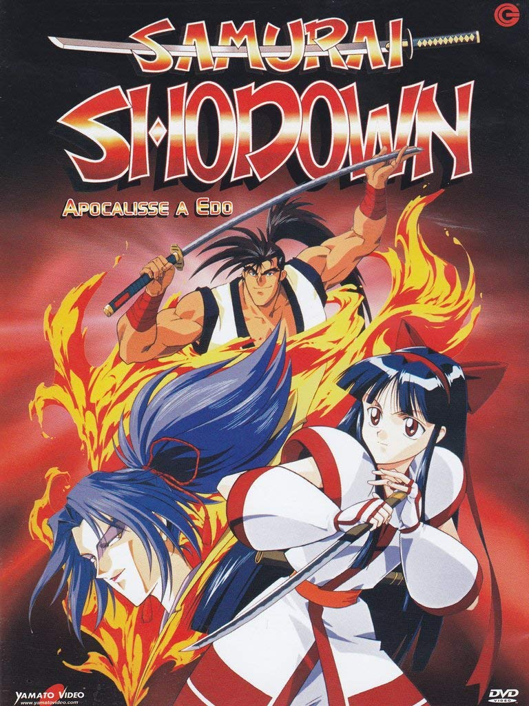 Samurai Shodown - Apocalisse a Edo + Art of fighting - L ...