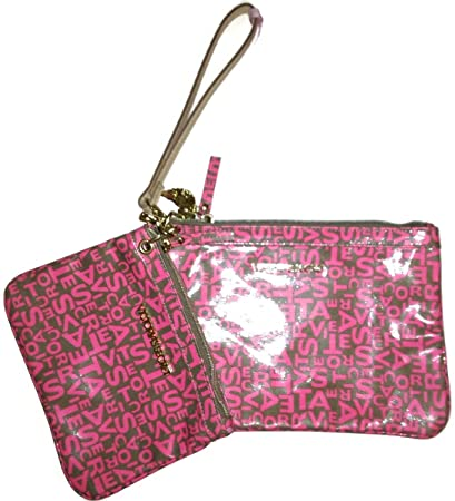 Victoria s Secret Supermodel cosméticos caso bolsa 2 piezas ...