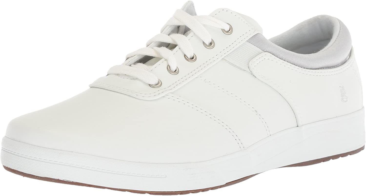 Grasshoppers Women's Stretch Plus Lace Ii Sneaker