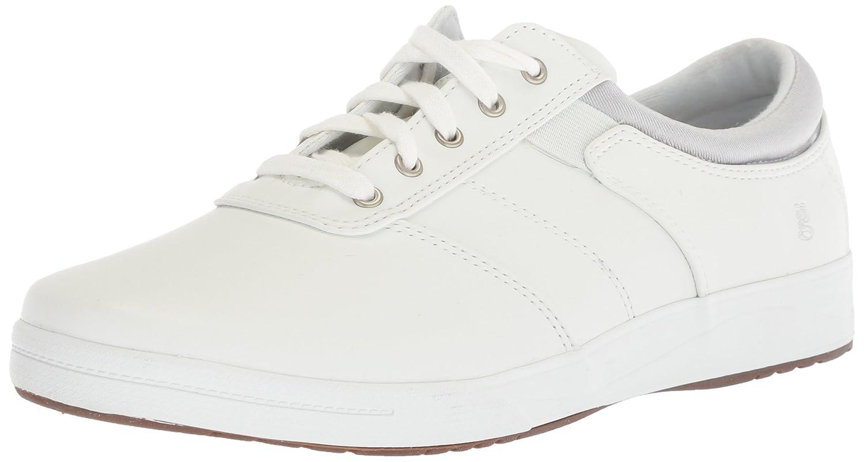Grasshoppers Women's Stretch Plus Lace Ll Sneaker B0752CKSDL 5.5 XW US|White