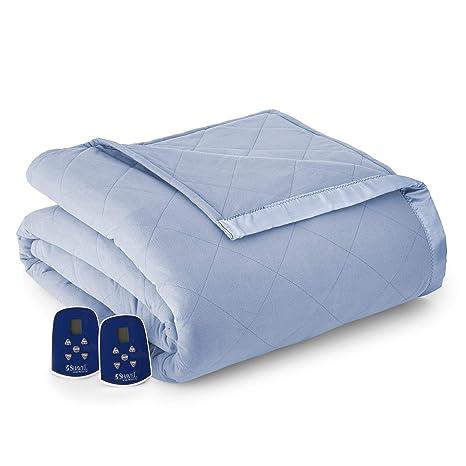 Amazon.com: Manta de franela con tecnología de calefacción ...