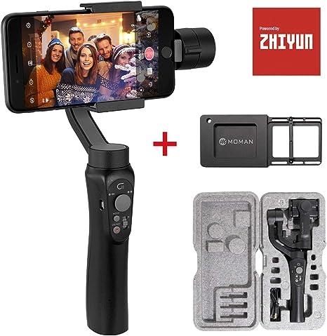 Cinepeer C11 Gimbal-Móvil-Estabilizador-para-Smartphone con ...