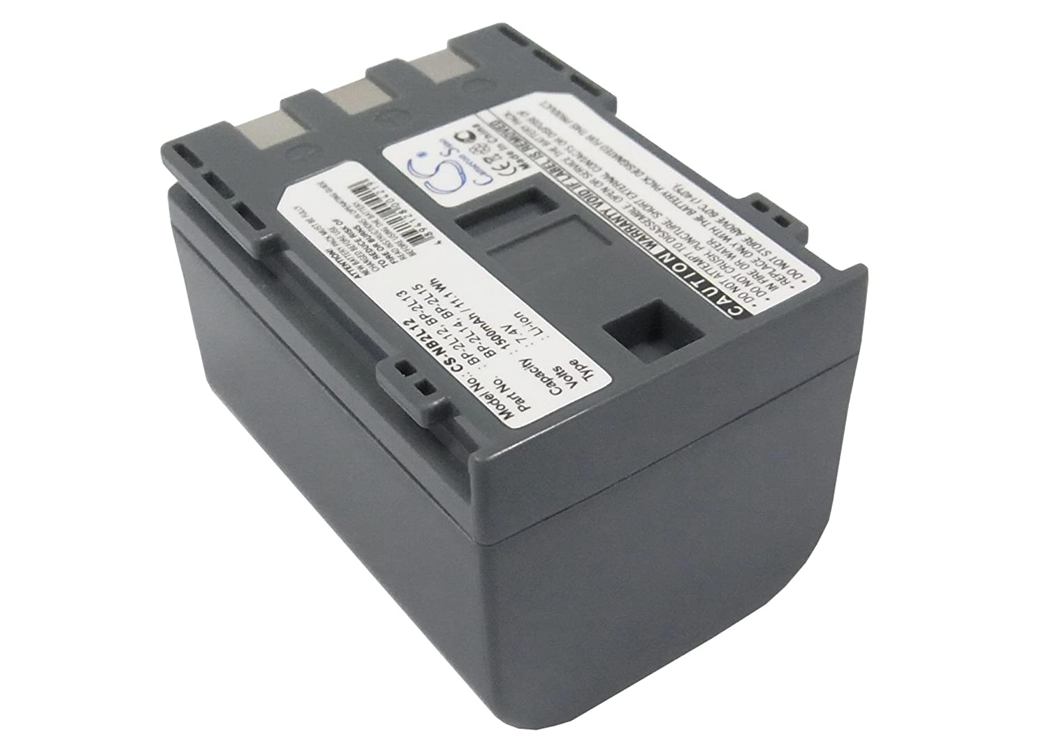 Cameron Sino Rechargeble Battery for Canon nb-2l12   B01B5JEGU4