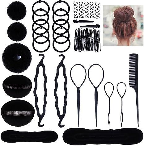 accessoires de coiffage