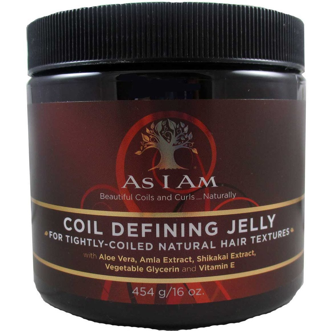 As I Am Coil Defining Jelly, 16 Ounce Atlas Ethnic AIA120124
