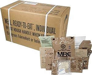 Genuine U.S. Military Surplus Ready to Eat Meals (12 Packs)