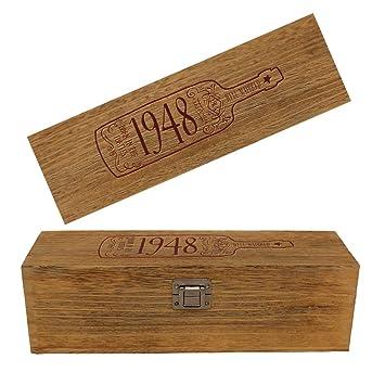 70ème anniversaire 1947 vintage box 70ème anniversaire cadeau