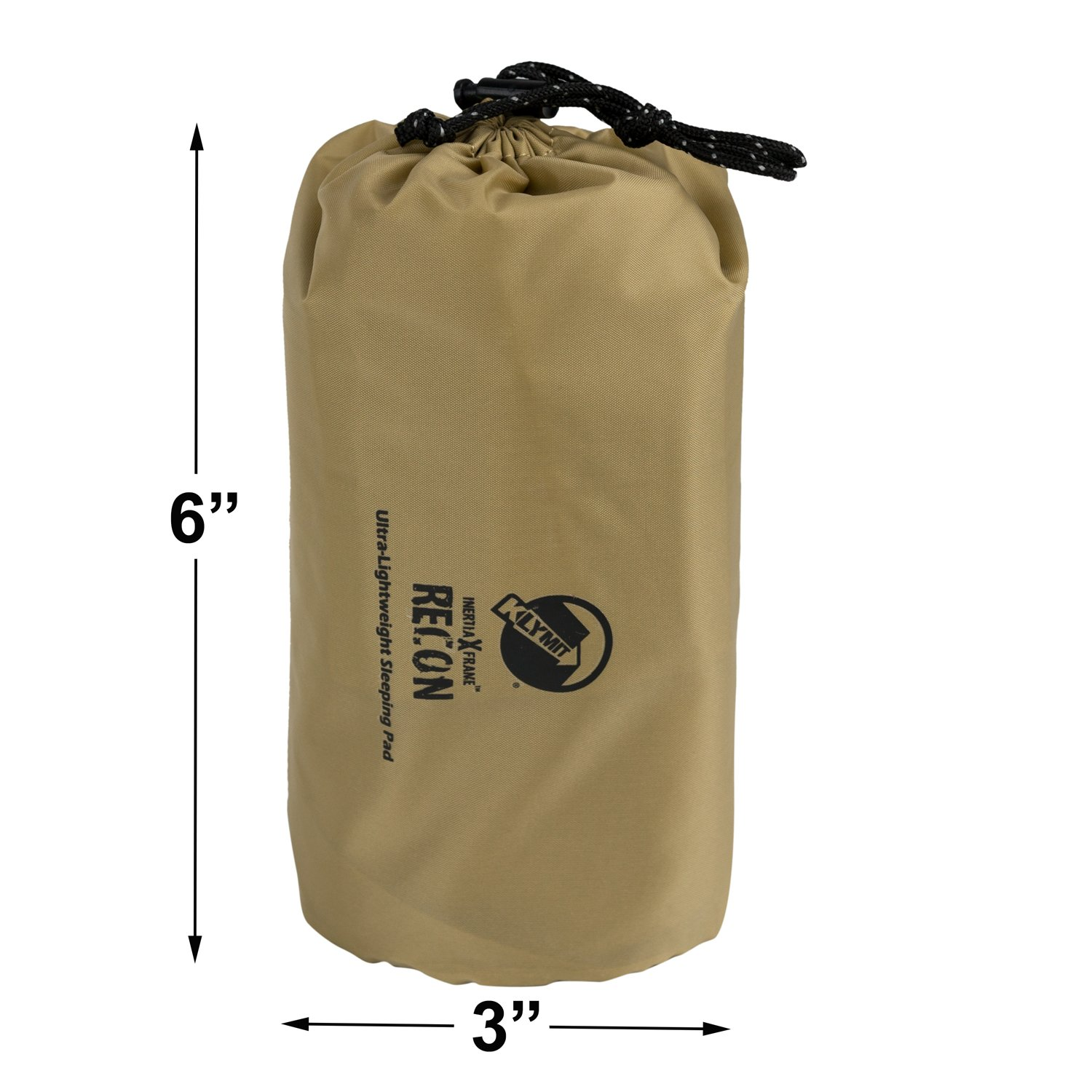 Klymit Inertia X Frame Ultralight Backpacking Pad: Amazon.es ...