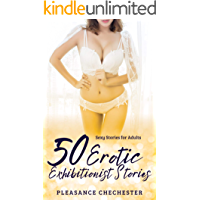 50 Erotic Exhibitionist Stories: Sexy Stories for Adults book cover