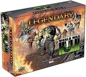 Legendary: A Marvel Deck Building Game: World War Hulk Expansion