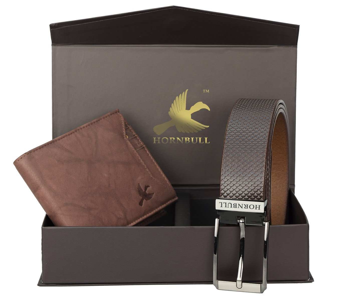 Gifts for Men - Wallet and Belt