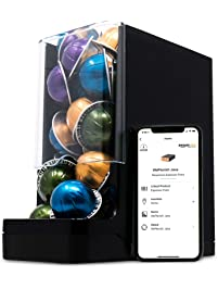 Never Run Out of Coffee - WePlenish Java – Smart Coffee Pod Holder with Amazon Dash Replenishment Built In | Nespresso...